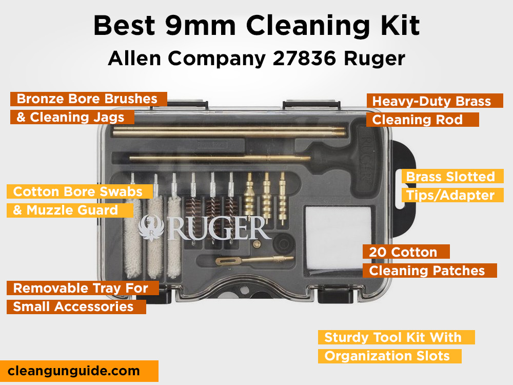 Allen Company 27836 Ruger Review, Pros and Cons