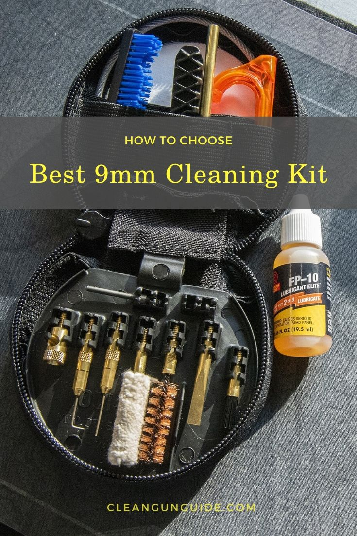 Best 9mm Cleaning Kit