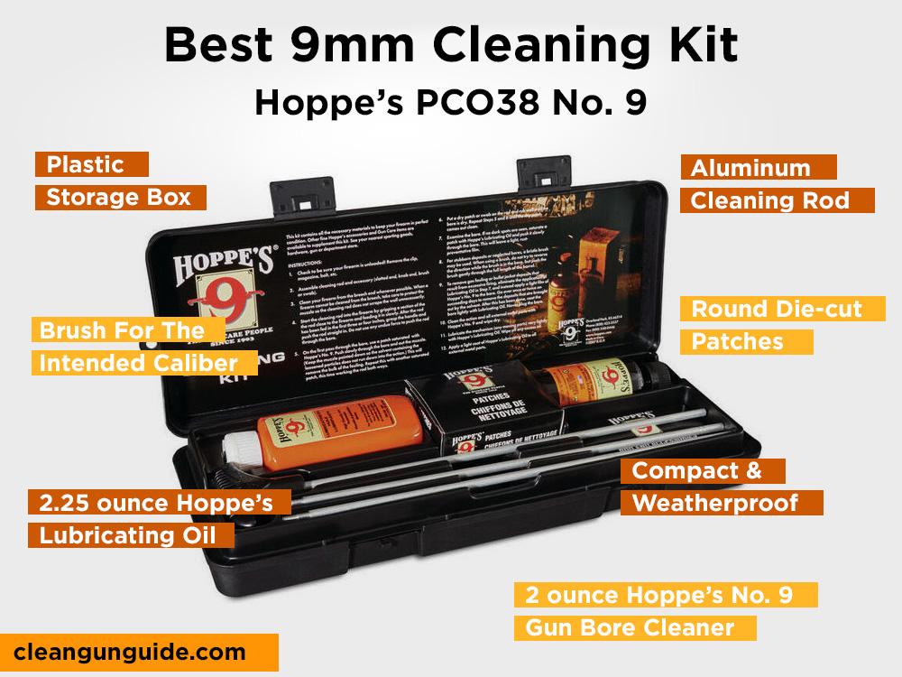 Hoppe's PCO38 No. 9 Review, Pros and Cons