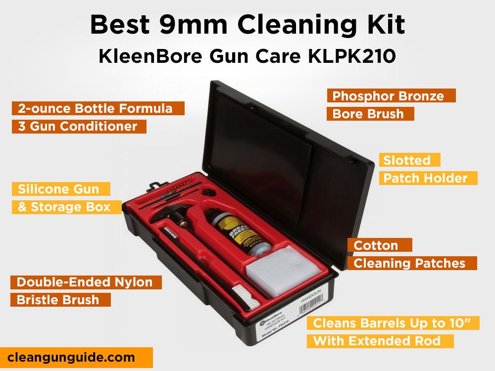 KleenBore Gun Care KLPK210 Review, Pros and Cons