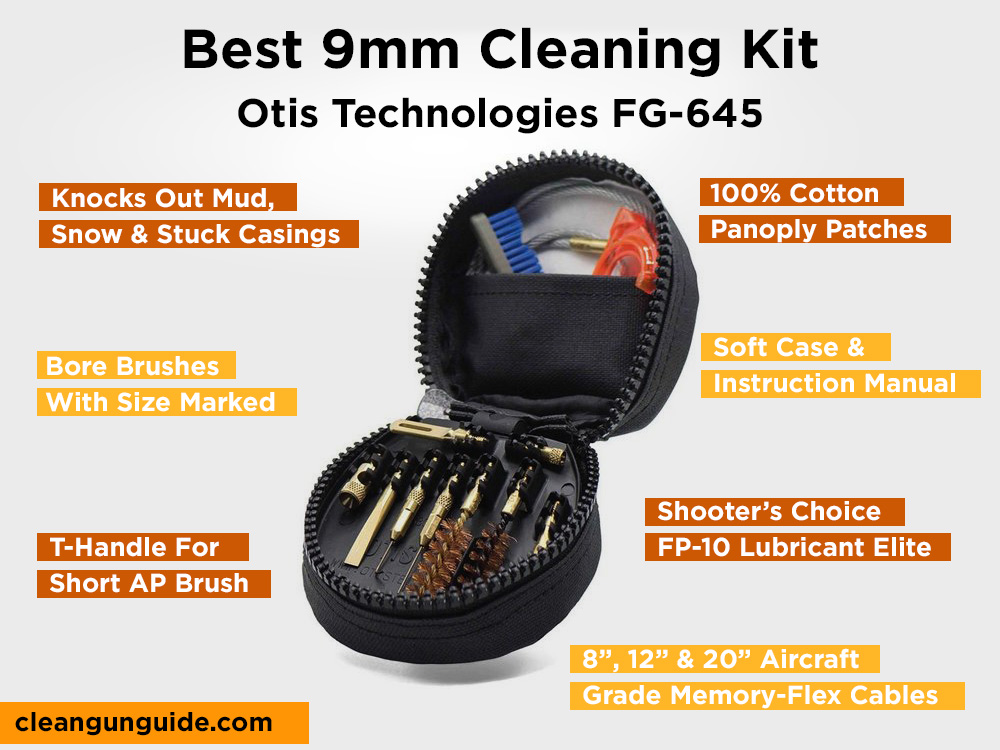 Otis Technologies FG-645 Review, Pros and Cons