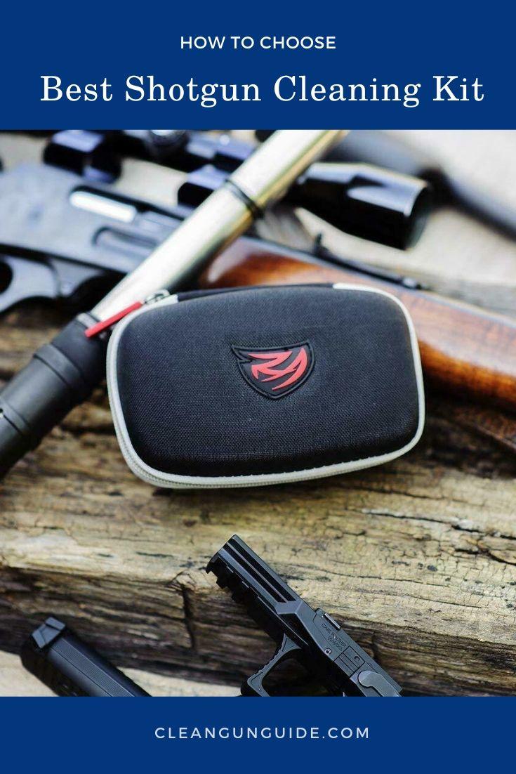 Best Shotgun Cleaning Kit