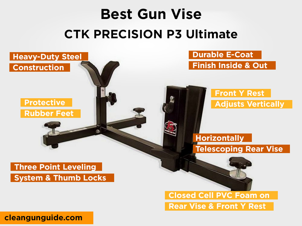 CTK PRECISION P3 Ultimate Review, Pros and Cons
