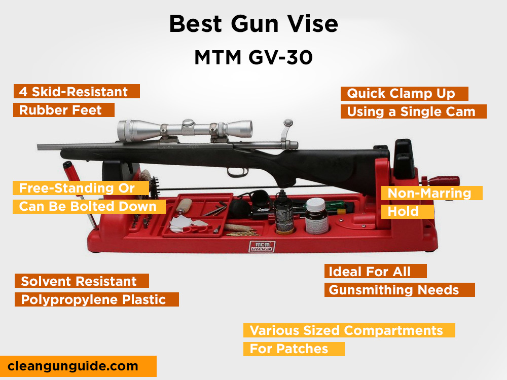 MTM GV-30 Review, Pros and Cons