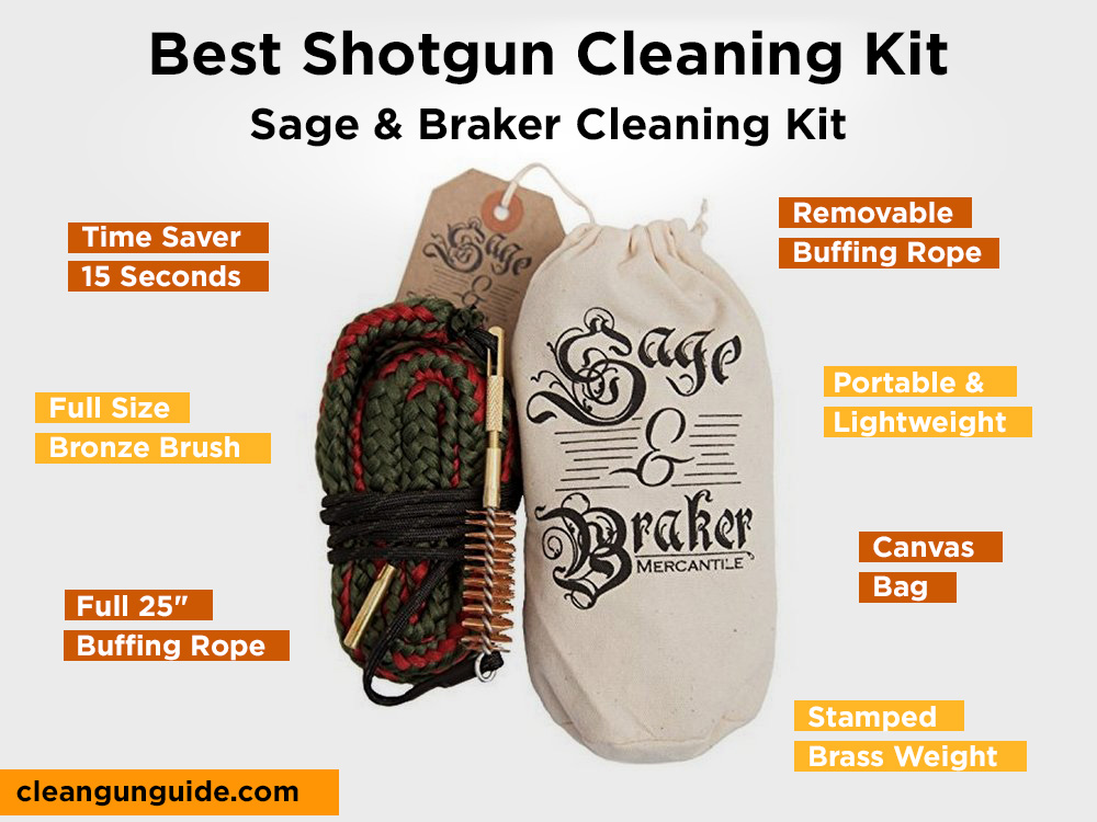 Sage & Braker Cleaning Kit Review, Pros and Cons