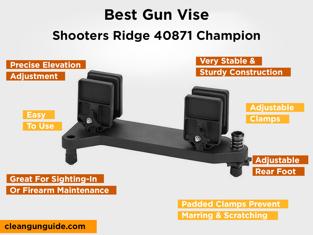 Shooters Ridge 40871 Champion Review, Pros and Cons