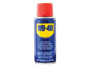 WD40 For Clean Gun