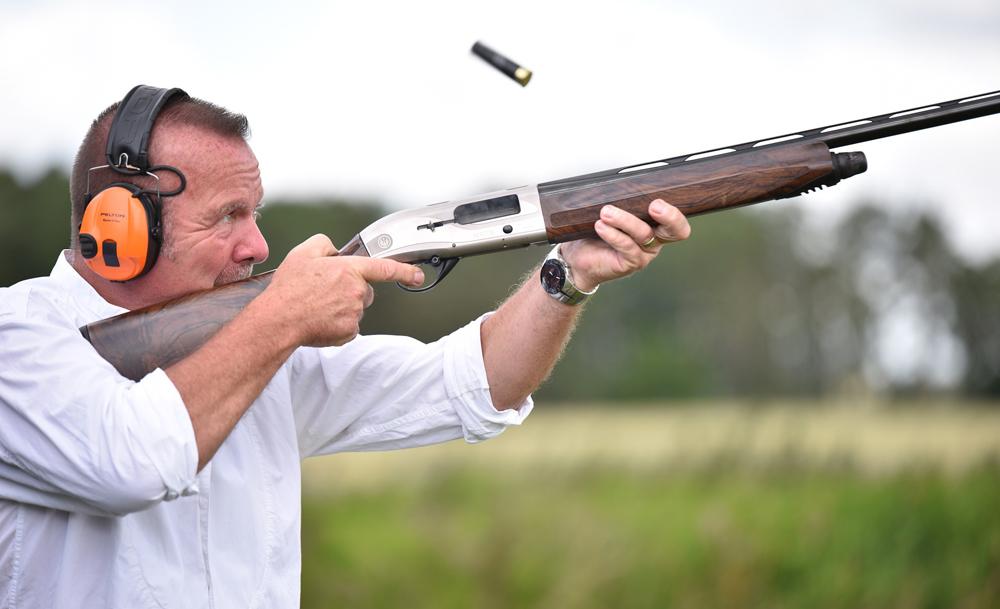 Gun scrubber improves the accuracy