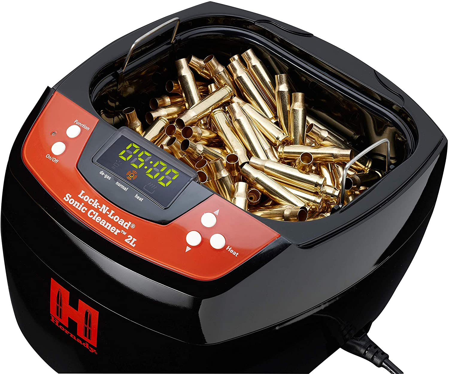 Hornady Lock-N-Load Sonic Cleaner - 2 Liters