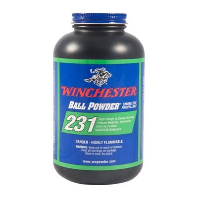 Winchester - 231 Smokeless Powder