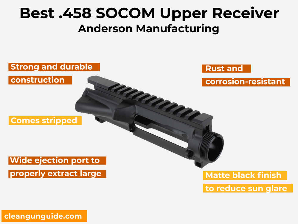 Anderson Manufacturing Review, Pros and Cons