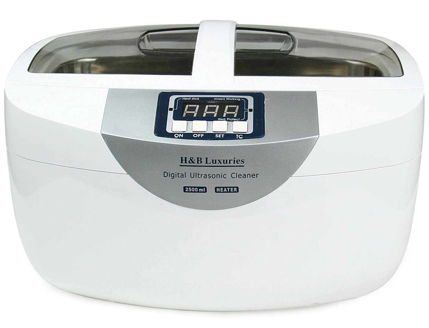 H&B Luxuries Ultrasonic Cleaner