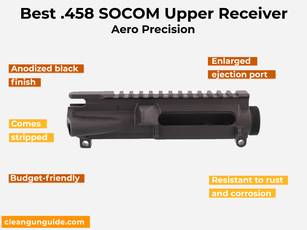 Aero Precision AR-15 Stripped XL Review, Pros and Cons