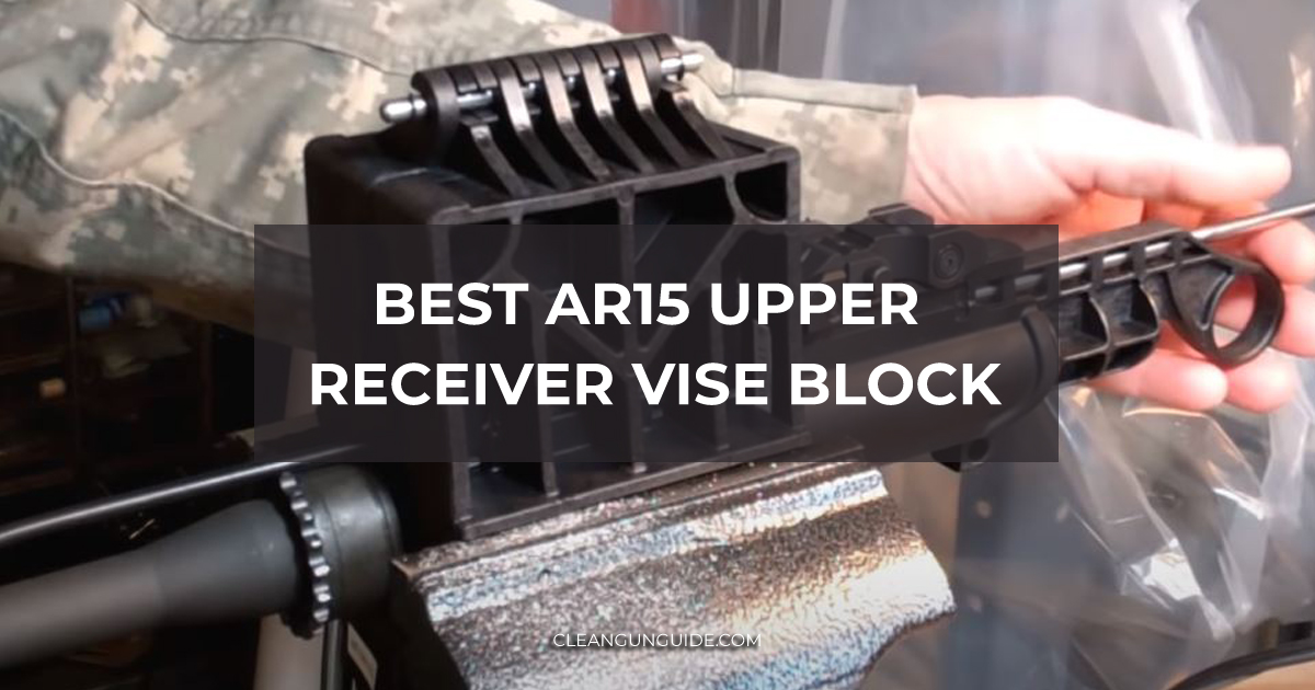 Best AR15 Upper Receiver Vise Block-1