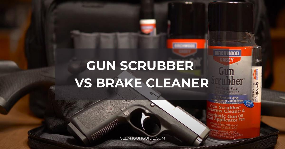 Gun scrubber vs Brake cleaner-1