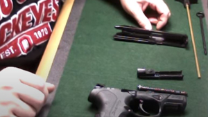 How to Clean a Beretta Px4 Storm