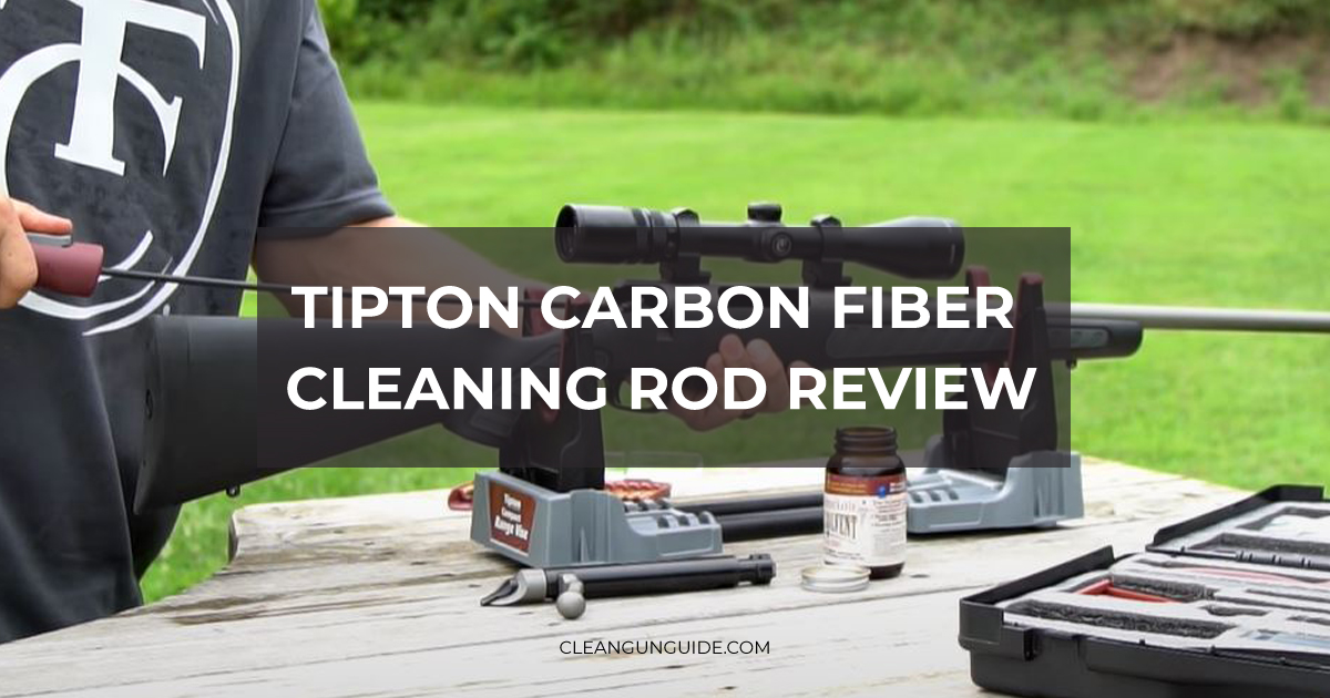 Tipton Carbon Fiber Cleaning Rod Review