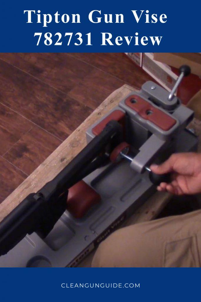 Tipton Gun Vise 782731 Review 1