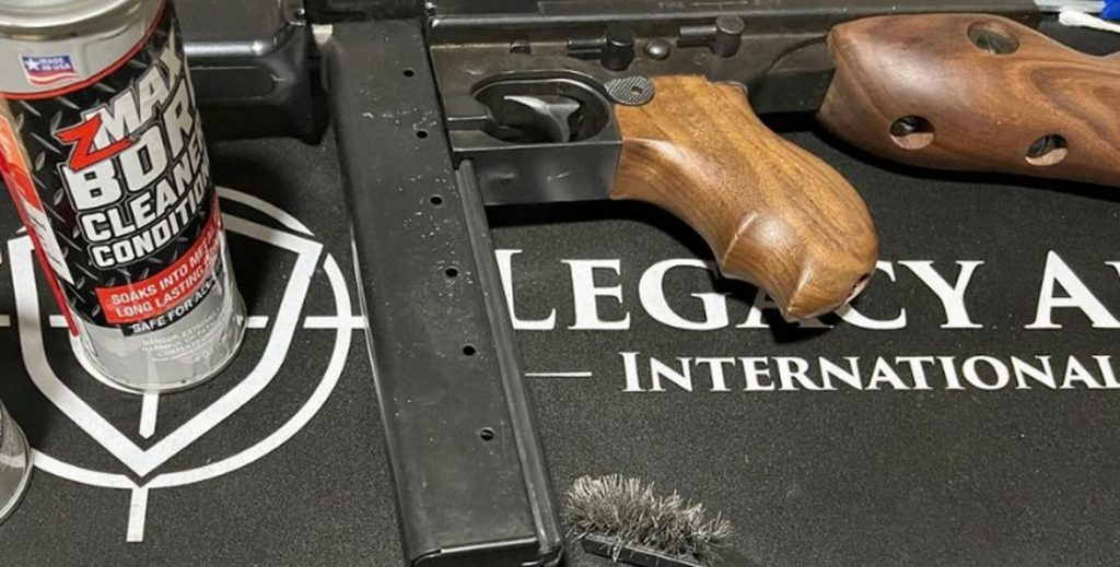 You need a gun lube that can protect your gun's interior and exterior metallic parts from corrosion
