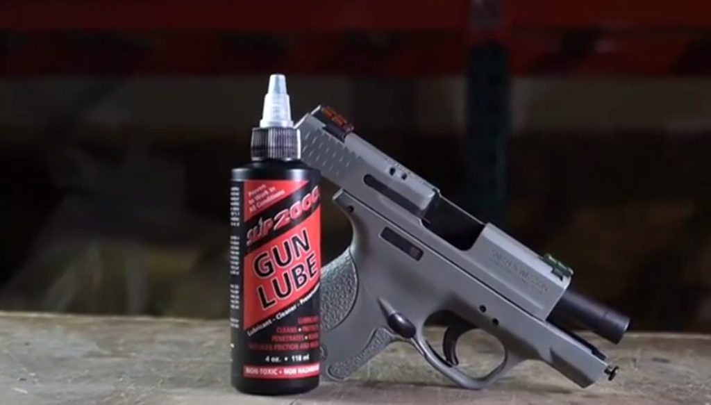 A gun lube, on the other hand, is specifically formulated for firearms
