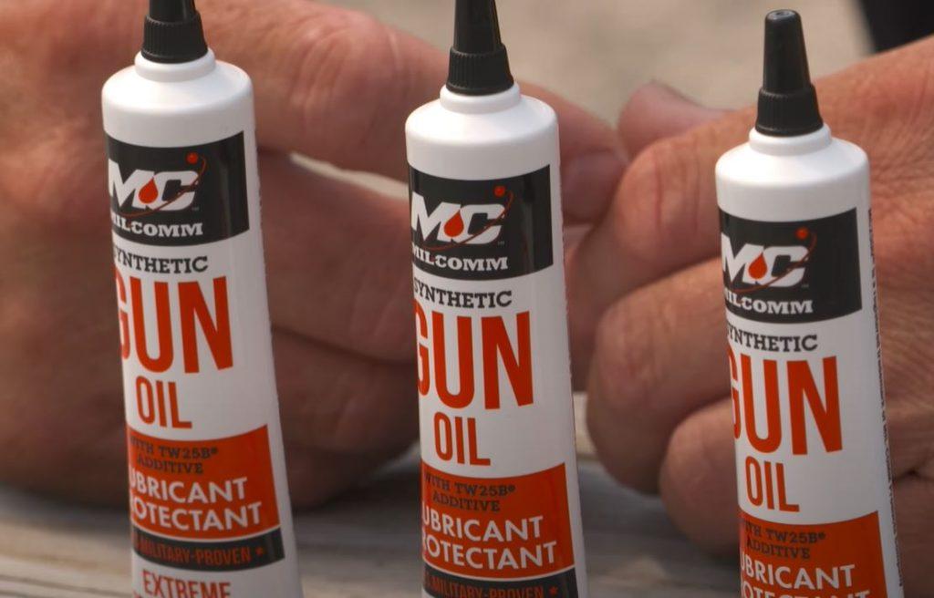 Synthetic Gun Lube Oil