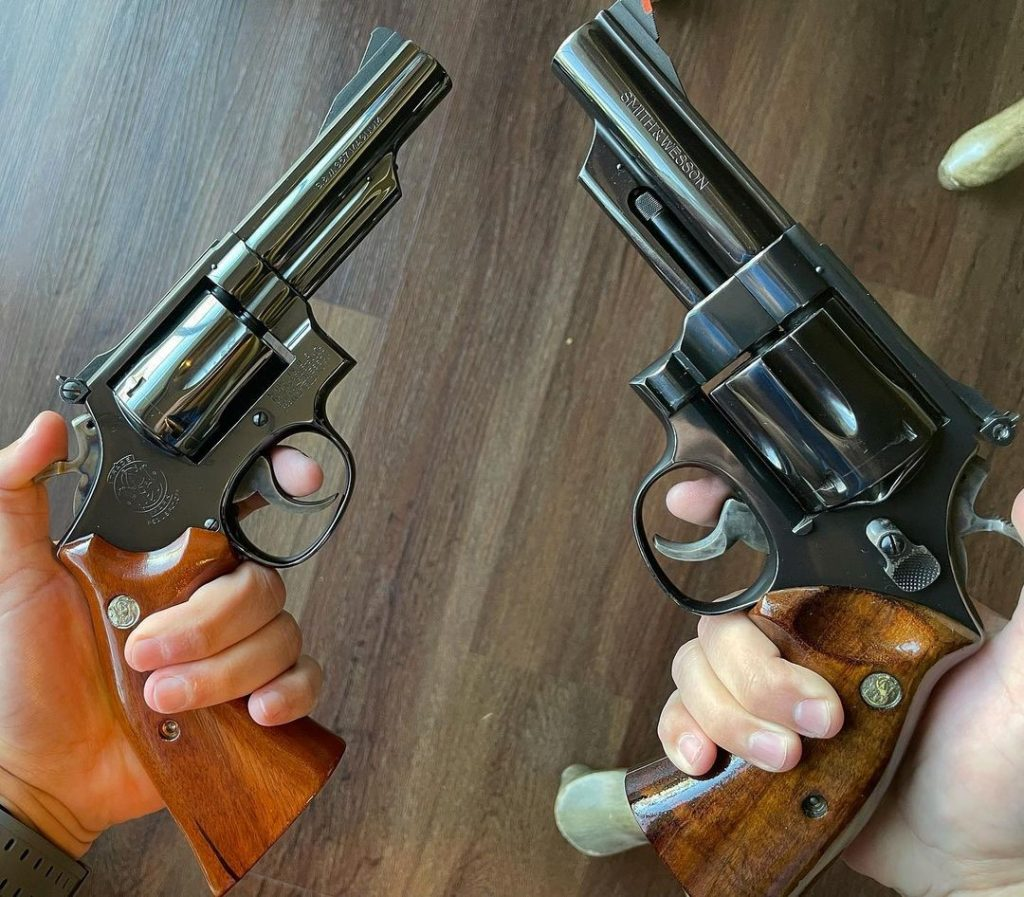 44 Magnum and 44 Special
