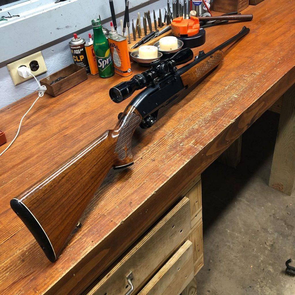 Remington 742 2